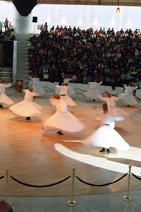 Semâ'dan Görüntüler, Mevlânâ Kültür Merkezi, Konya