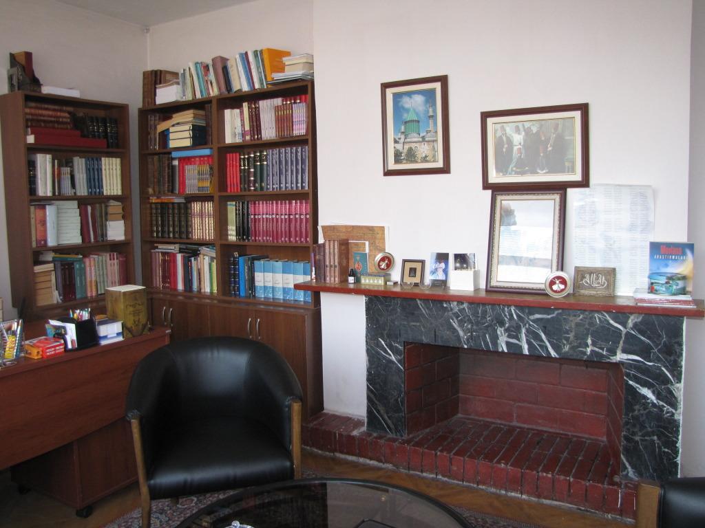 Mevlana Araştırmaları Derneği Kütüphanesi